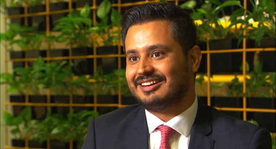 From Taliban hit list to CEO: Mahir Momand's journey to Australia