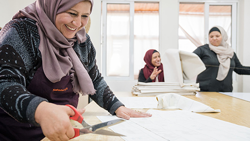How private enterprise is welcoming refugees – even in a hostile climate
