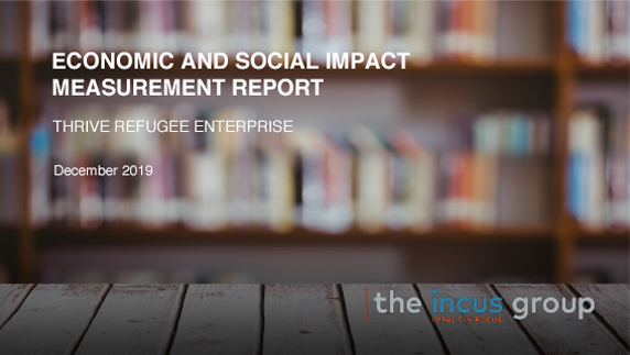 Economic and Social Impact Measurement Report