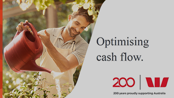 Optimising cash flow