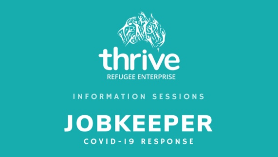 Information sessions by JobKeeper : A COVID-19 response
