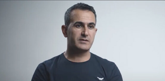 Watch Ben Shavali rebuild his life with Imperial Joinery